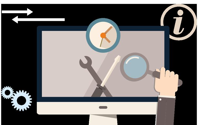 IT-Support: Anwenderunterstützung, Monitoring, Verfügbarkeit